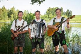 Alpengruß Musikanten